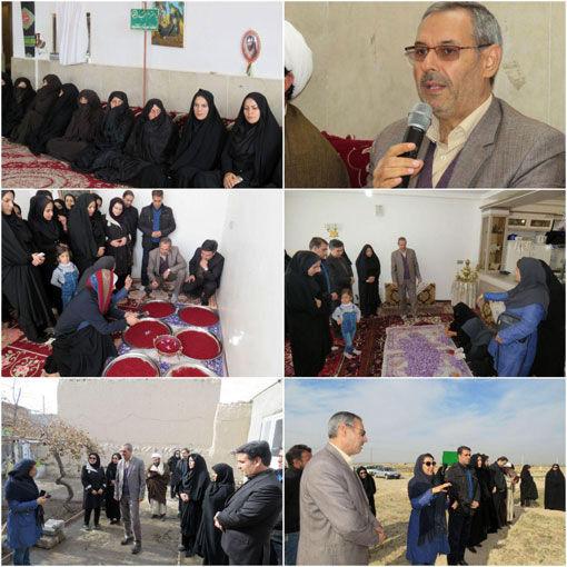 فعالیت ۸ صندوق اعتبارات خرد زنان روستایی در شهرستان مراغه