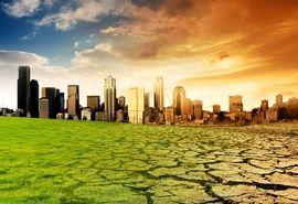 تغییرات آبوهوایی وکاهش تولید محصولات کشاورزی
