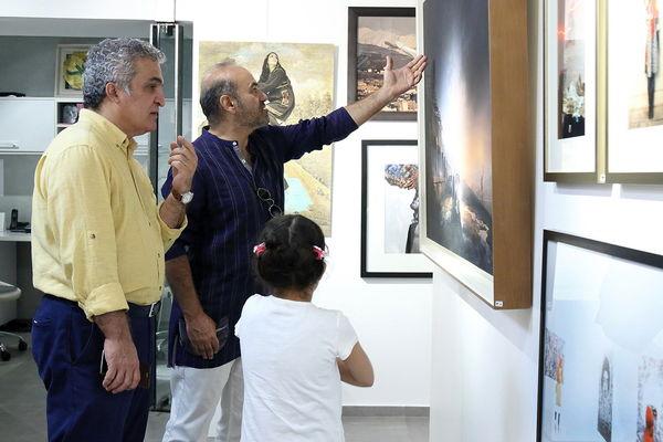 حراج تابستانی عکس گالری مژده با فروش 12 عکس آغاز شد