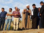 بازدید رئیس سازمان جهاد کشاورزی استان آذربایجان شرقی از پروژه احداث شبکه آبیاری  1459 هکتاری حاشیه رودخانه ارس