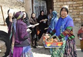 3500  قطعه نیمچه مرغ  بومی در مناطق عشایری فارس توزیع شد