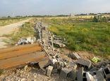 آزاد سازی 4.5 هکتار از اراضی کشاورزی شهرستان پاکدشت