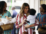 سفر تبلیغاتی همسر ترامپ به آفریقا