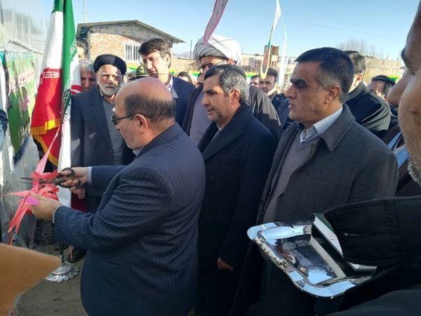 افتتاح گلخانه سبزی و صیفی 3 هزار تنی در چایپاره