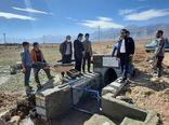 آبدهی قنات علی آباد کوار افزایش یافت