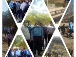 سازمان جهادکشاورزی خوزستان در کنار کشاورزان و دامداران خسارت دیده از زلزله اندیکا