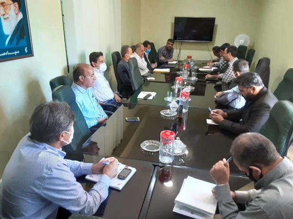 سومین جلسه خرید تضمینی غلات  استان قزوین برگزارشد