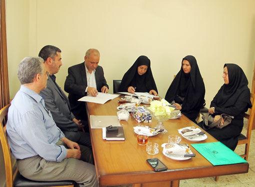 امضای تفاهم نامه سه جانبه برای افزایش سرانه مصرف آبزیان در استان آذربایجان شرقی