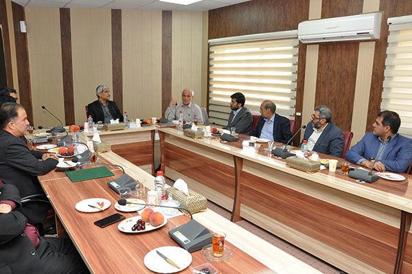مدیرحراست سازمان جهادکشاورزی سیستان و بلوچستان منصوب شد