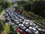 جادههای شمالی باز هم پر ترافیک شدند