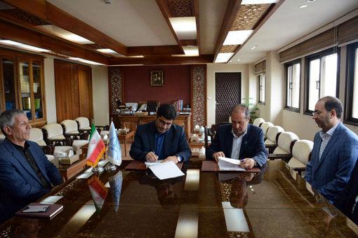سازمان جهاد کشاورزی آذربایجان شرقی و دانشگاه تبریز تفاهمنامه همکاری امضا کردند