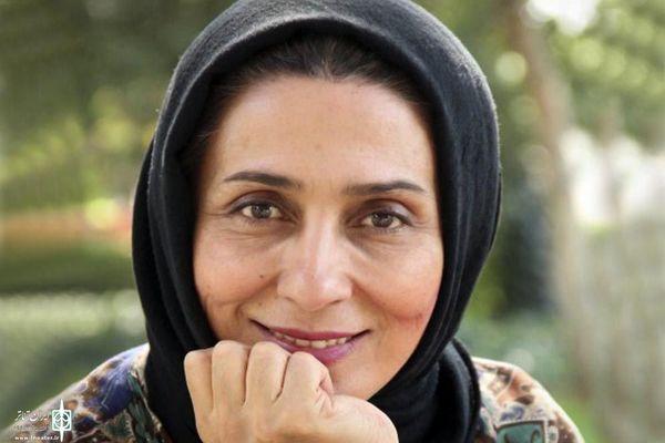مریم کاظمی از هنرمندان و مسئولان قدردانی کرد