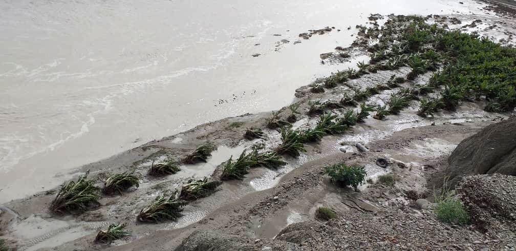 خسارت سیل در سیستان و بلوچستان