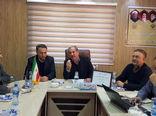 برگزاری جلسه کمیته بذر استان آذربایجان شرقی در مدیریت جهادکشاورزی شهرستان بستان آباد
