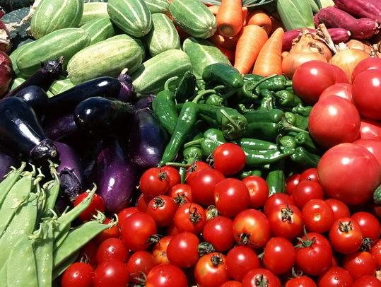 برداشت بالغ بر ۱۰ هزار تن محصولات سبزی و صیفی و جالیزی در البرز