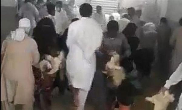 تگذیب هجوم مردم به یک مرغداری در شهرستان نیکشهر