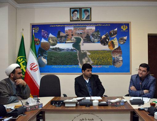 غرس و نهالکاری 150هزار اصله نهال در سطح استان آذربایجان شرقی در طول هفته منابع طبیعی