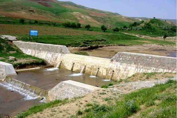اجرای عملیات آبخیزداری در ۳۸ حوزه آبخیز خراسان شمالی
