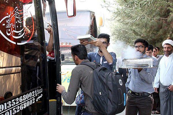 ثبت نام تکمیل ظرفیت کاروانهای عتبات دانشگاهیان در مهر ماه