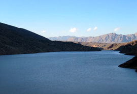 رهاسازی 90 میلیون متر مکعب آب از سد درودزن