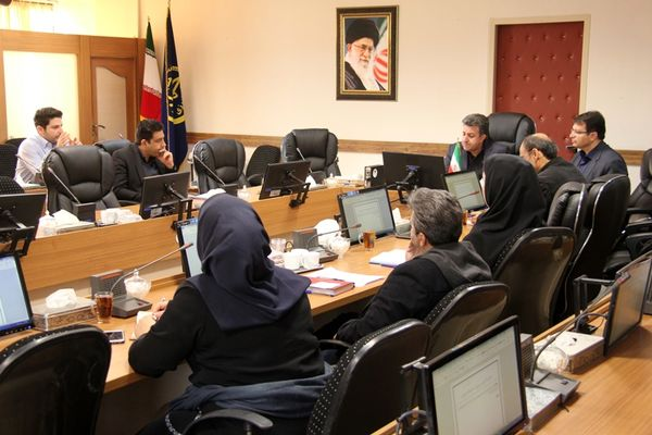 برگزاری کارگروه تخصصی سرمایهگذاری طرحهای تبصره 4 ماده 1 امور اراضی در استان تهران