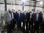 بازدید وزیر کشاورزی عراق از صنایع لبنی میهن