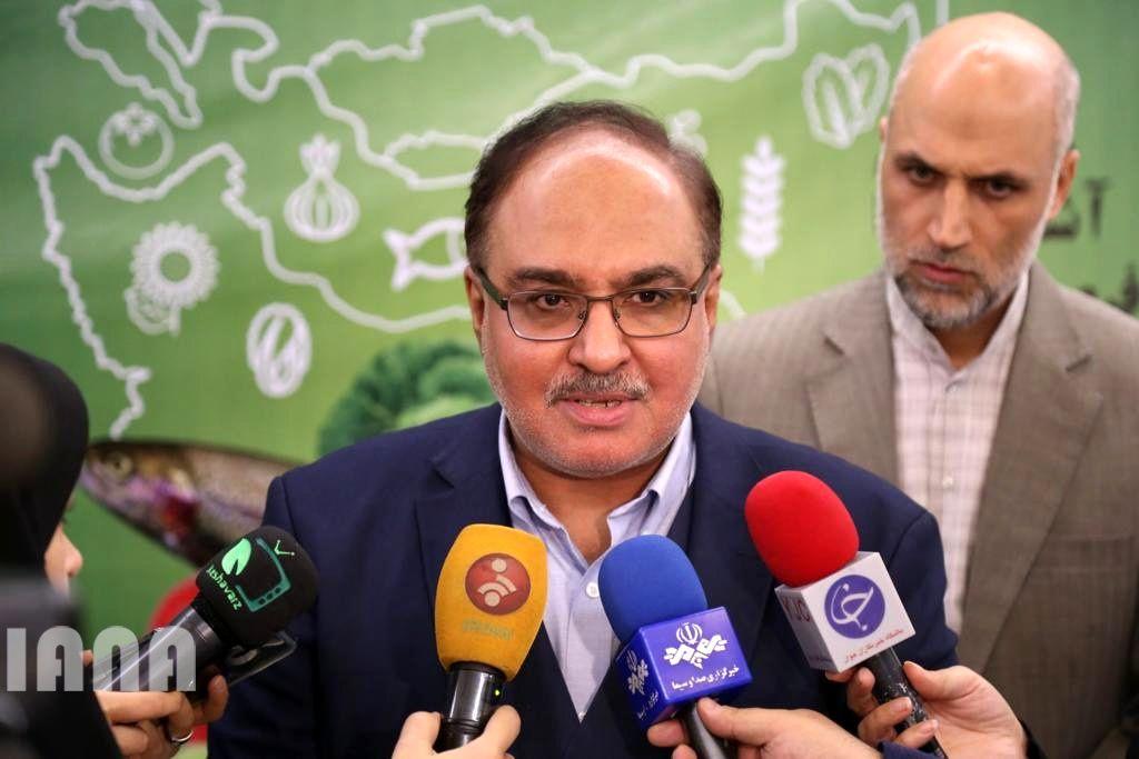 همایش آشنایی با فرصتهای تجاری بخش کشاورزی ایران و اتحادیه اقتصادی اوراسیا
