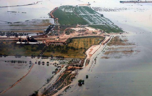 18.8 هزار میلیارد ریال غرامت سیل به خسارت دیدگان بخش کشاورزی پرداخت شد