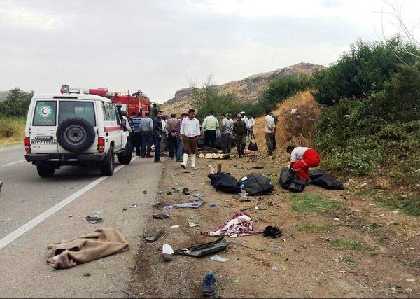 کودکان اولین قربانیهای تصادفات جادهای
