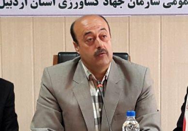 استان اردبیل در تولید بذر ویترین کشور است