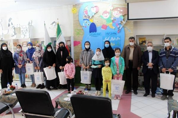 بزرگداشت هفته ملی کودک  با محوریت ماهی غذای سلامت در استان آذربایجان شرقی