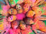 رنجِ طبیعت در «جشنِ رنگ»
