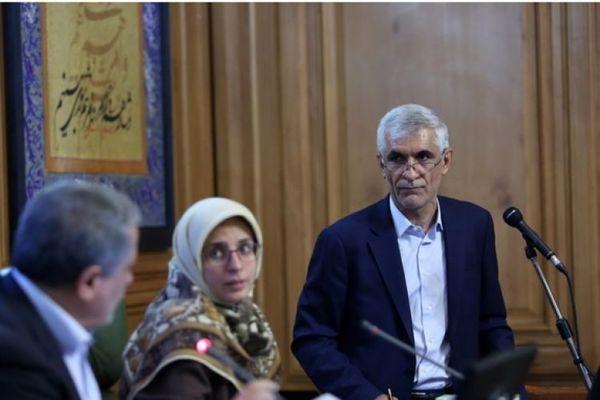 شهردار تهران سوگند خورد