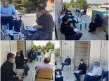 اولین جلسه کمیته فنی کشت پاییزه در شهرستان بوئین زهرا برگزار شد