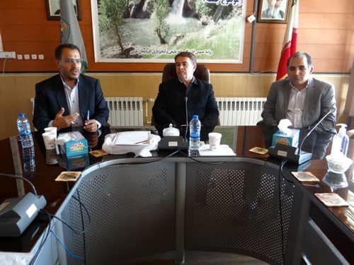 سرپرست اداره کل منابع طبیعی و آبخیز داری آذربایجان غربی معرفی شد