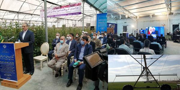 توجه ویژه دولت تدبیر و امید به طرحهای زیربنایی آب و خاک
