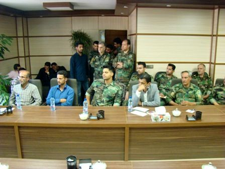 کارگاه آموزشی اطفاء حریق در عرصه های منابع طبیعی استان تهران برگزار شد