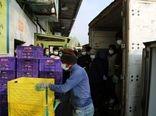توزیع 341 تن مرغ گرم در میدان پیروزی تهران
