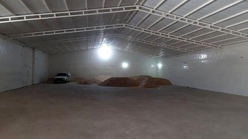 راه اندازی یک مرکز جدید خرید گندم در فراشبند