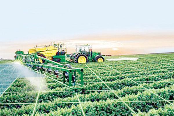 ورود فناوری فضایی برای کنترل کشت در کشاورزی
