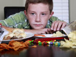رژیم غذایی ناسالم عامل مرگ یکپنجم جمعیت جهان