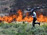 خطای انسانی ۵ هکتار از مراتع استان اصفهان را به آتش کشید
