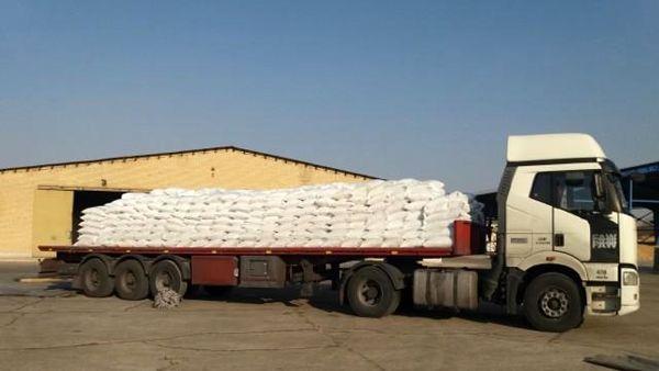 توزیع 250 تن کود اوره از مبدا پتروشیمی لردگان به شهرستان بروجن