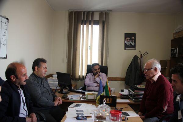 اجرای پایلوت کشت بادمجان در 5هزارمترمربع از اراضی ورامین