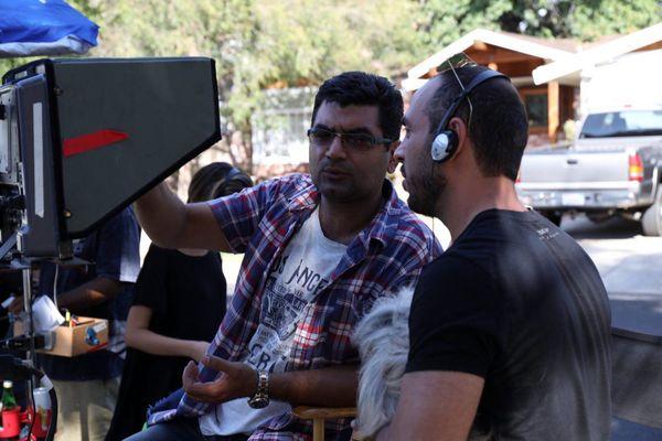 عطشانی تهیهکننده فیلم یک کارگردان مطرح انگلیسی در هالیوود