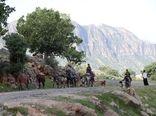 کوچ عشایر استان قزوین به نقاط ییلاقی آغاز شد