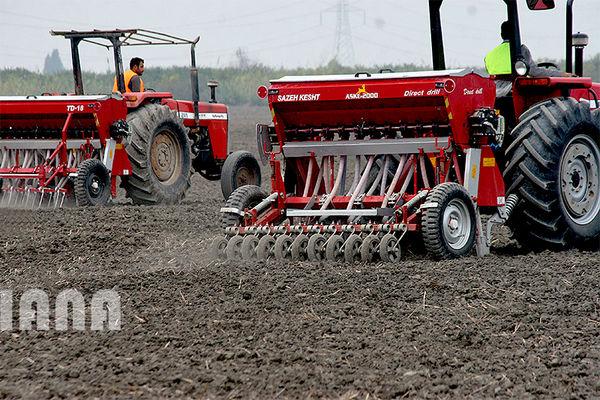 جذب ۲۶۰۰ میلیارد تومان تسهیلات مکانیزاسیون کشاورزی در نیمه اول سال جاری