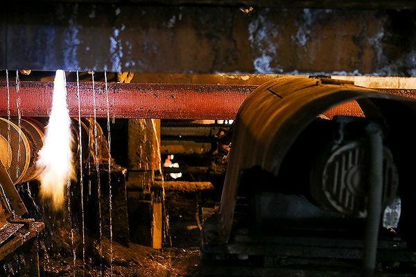 کارخانه مس آب جیرفت را آلوده میکند
