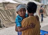 ناامیدی از یافتن مفقودان زلزله اندونزی