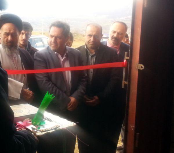افتتاح طرح تولیدی پرواربندی بره در رودبار